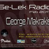 George Makrakis - Se-Lek Radio Mix 14th Feb 2017