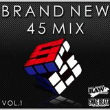 Brand New 45 Mix Vol.1 - VA.Swag Beatz