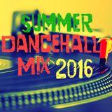 Summer Dancehall Mix 2016