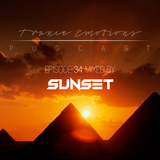 Trance Emotions Podcast 34 Mixed by Sunset