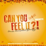 Benedetto - Can You Feel It ?!