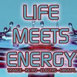 !? LIFE MEETS ENERGY ?! The mix session by white frog 2-08-2014
