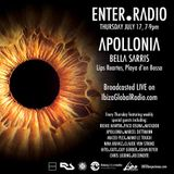 Apollonia - Live At ENTER.Pre-Party, Lips Rearters (Ibiza) - 17-Jul-2014