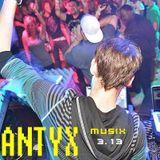 ANTYXMUSIX podcast ep. 003