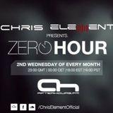 Chris Element - Zero Hour 010 Live @ Circus Afterhours Montreal