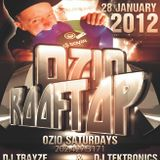 Live at Ozio Rooftop - 1-28-2012 - DJ Trayze