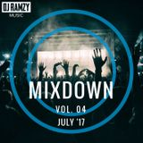 DJ Ramzy - The Mixdown Vol. 4 (July 2017)