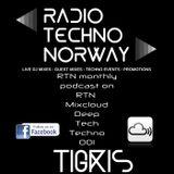 RTN podcast series 001 // Sep 2018 // TIGRIS