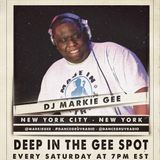 Markie Gee (NYC, NY) - Deep In The Gee Spot 085 (Live on www.dancegruv.net)