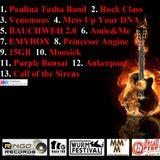 2. Runde Radio Bandcontest 2014 - part 3