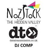 Nozstock Data Transmission DJ Comp 2014 – Robey-Wan