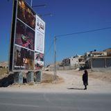 trajectoire 1 Siham, Palestinienne de Jericho