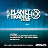 Tom Exo presents Planet Trance On Air (#PTOA166)