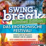 Swingbreak 2017 - Appetizer Mix by Mischa von Takten (LiveCut from East-Edition 13.05.17)