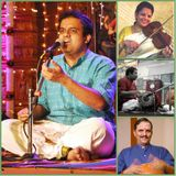 Track 1 & 2- Arangisai Programme - Maharajapuram S Ganesh Viswanathan - April 2017