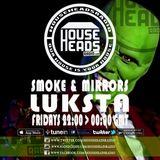 Smoke&Mirrors Live  @HHR Luksta 25/01/19