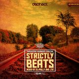 Strictly Beats Vol.5 - Dephect x Trackside Burners - Mixed by DJ Philly & 210