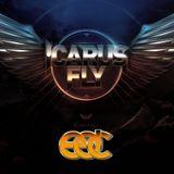 Icarus Fly - Live @ EDC Mexico 2014