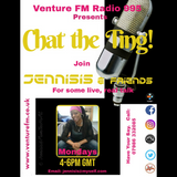 Jennisis - Chat The Ting!  (24-12-18) on www.venturefm.co.uk