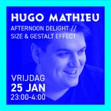 Afternoon Delight @ Rollende Beats (25-01-2019)