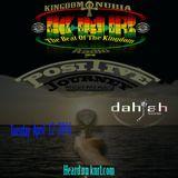 """Positive Journey"" Tuesdays April 12 2K16 KNRadio"