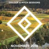 Colour and Pitch Sessions with Sumsuch - November 2018