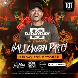 @DJDAYDAY_ / The Halloween Party - Friday 25th October @ 101 Nightclub Birmingham