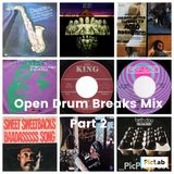 Open Drum Breaks Mix Part 2