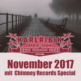 KarlribikRadioShow - November2017