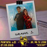 "COSPLAYLOG SIDE NOTES 1: Ah, ma si legge ""sceid""? feat. ShaDe e Emanuele - 27.05.19"