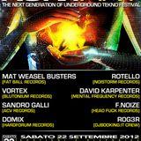 F. Noize live @ Kontakt - 22 set 2012
