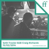Seth Troxler B2B Craig Richards - Recorded Live 15/02/2014