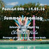 Christian Nola - Summer is Here