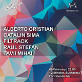 TAVII MIHAI #NMS006 [09 february '19] @ For Friends Bar