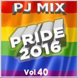 PJ Mix - PRIDE 2016  (v.40)