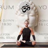 Alex Djinn - Drum Yoga with Dionis Om :: Territory of Yoga Studio :: 16.02.2019