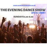 Evening Dance Show with DJ Jason 17 11 2019