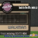 finest.mixing BEATS #04 - back to the 80´s MIX-2