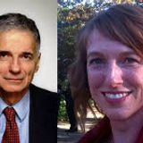 Show #4 with guests Ralph Nader on fair wages & Alexis Baden-Mayer of Organic Consumers Assoc.