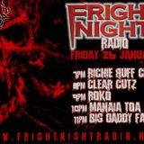 Frightnight Radio - Hardcore Junglism 26.1.18 - Dave Faze (with dl)