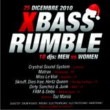 Crystral Sound System Live @ XBASS RUMBLE [Italy_Brescia]