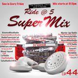 The Santana Twins RIDE @ 5 Super Mix - DJ RACER