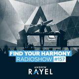 Find Your Harmony Radioshow #157