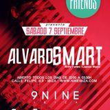 Alvaro Smart @Nine Ibiza Sept 2013