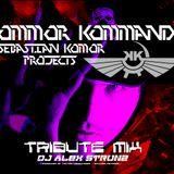 Dj Alex Strunz @ Komor Kommando & Sebastian Komor Tribute 2015