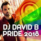 DJ David B - Pride 2018