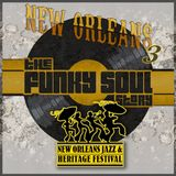 the Funky Soul story S12/E09 - NEW ORLEANS JAZZ & HERITAGE FESTIVAL (mai 2018)
