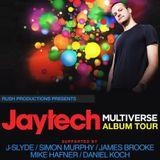 James Brooke Live @ Jaytech's Multiverse Tour - 14th Sep 2012