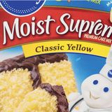 The Big G's Classic Yellow Cake - Cakemix 002 - 25-01-2015