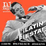 DJ YardSale presents...Latin Fiesta 3-2-2020